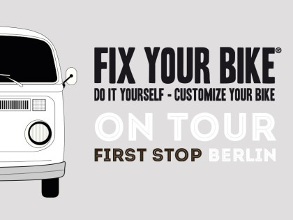 Fix Your Bike On Tour