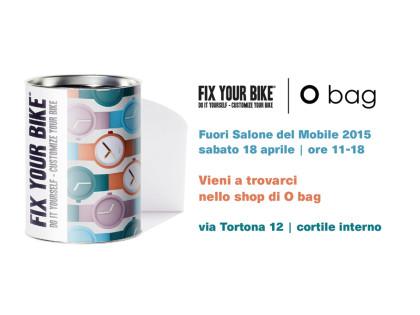 Fix Your Bike | O Bag