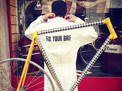 Fix Your Bike | Biciclette Ritrovate
