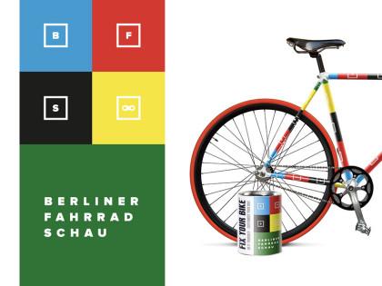 Fix Your Bike X Berliner Fahrradschau