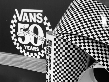 Fix Your Bike | Vans 50 th